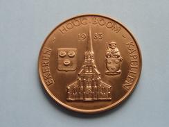 EKEREN * HOOGBOOM * KAPELLEN 1983 - HOBONIA Heemskring ( 50 Mm./ 49 Gr. - Zie Foto's ) ! - Bélgica