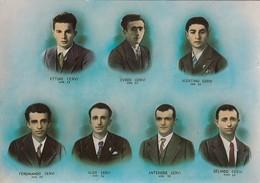 I Sette Fratelli CERVI, Fucilati A Reggio Emilia Il 28/12/1943 - Italie
