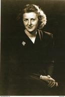 Militaria WW2 - Eva Braun, La Maîtresse D'Hitler Photographiée En 1944 - 1939-45