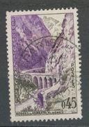 """FRANCE -  KERRATA - N° Yvert 1237 Belle Obliteration Ronde De """" PARIS """" De 1960 - Oblitérés"""