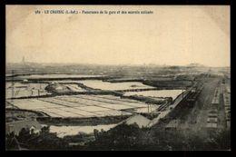 44 - LE CROISIC - Marais Salants - Gare - Le Croisic