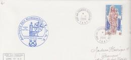 TAAF LETTRE. 2006 LA VIERGE DES PHOQUIERS - Französische Süd- Und Antarktisgebiete (TAAF)