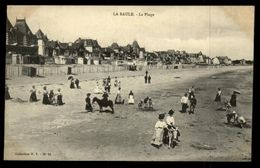 44 - LA BAULE - Plage - Ane - La Baule-Escoublac