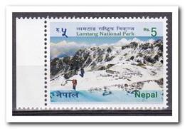 Nepal 2015, Postfris MNH, Mountains - Nepal