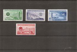 Turquie ( 1136/1139 XXX -MNH) - 1921-... Republik