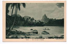 TAHITI - BAIE DE COOK A MOOREA - Tahiti