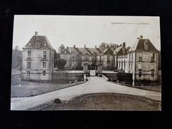 CPA D18 Lignieres, Le Chateau - France