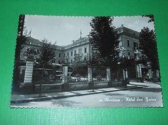 Cartolina Riccione - Hotel Des Bains 1953 - Rimini