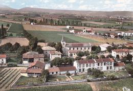 ST MAURICE-D HOSTUN  VUE GENERALE - Otros Municipios