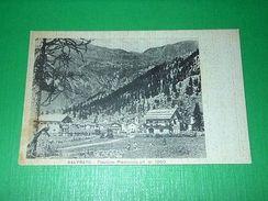 Cartolina Valprato - Frazione Piamprato - Panorama 1943 - Italie