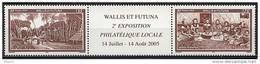 Wallis, N° 643 à N° 644** Y Et T - Wallis-Et-Futuna