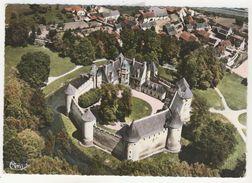 18 - Ainay-le-Vieil       Le Château  - Vue Aérienne - Ainay-le-Vieil
