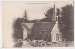 26261 Eglise Saint Rivoal En Brasparts -Ed Joncour N° 328 Brasparts - Cimetiere - Autres Communes