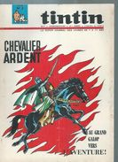 TINTIN ( BELGE )   N° 2   - CRAENHALS -   JANVIER 1966 - Tintin