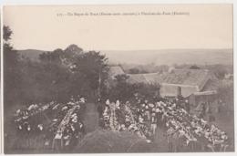 26262 Repas De Noce (1200 Couverts) PLONEVEZ Du Faou -Ed Joncour N° 317 Brasparts - Costume Breton Paysan Mariage - Plonevez-du-Faou