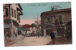 MERSINA (TURQUIE) - RUE CENTRALE - Turkije