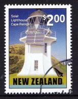 New Zealand 2006 Solar Lighthouse Cape Reinga $2 CTO - New Zealand