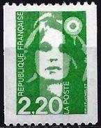 France 1991 - Marianne Of Briat, Of Bicentenary ( Mi 2858C - YT 2718 )² MNH** - France