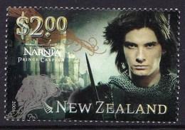 New Zealand 2008 Narnia Prince Caspian $2.00 MNH - New Zealand