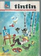 TINTIN ( BELGE )   N° 13   -  -   MARS 1966 ( Spécial 100 Pages ) - Tintin
