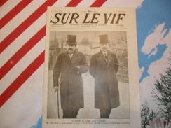Sur Le Vif 88 Du 15-07-1916 Guerre Prisonnier Militaria Soldat Bataille Aristide Briand De Margerie Berthelot Bornay ... - Livres, BD, Revues