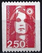 France 1991 - Marianne Of Briat, Of Bicentenary ( Mi 2859C - YT 2719 )² MNH** - France