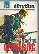 TINTIN ( BELGE )   N° 28   - VANCE -   JUILLET 1966 - Tintin