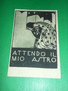 Cartolina Attendo Il Mio Astro ... 1920 - Cartoline