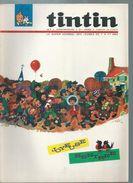 TINTIN ( BELGE )   N° 35   - MITTEÏ -   AOUT 1966 - Tintin