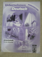 Unternehmen Deutsch Neubearbeitung - Arbeitsheft - Christa Wiseman - Livres Scolaires