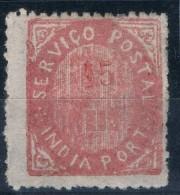 India, 1875, # 24, MH - Portugiesisch-Indien
