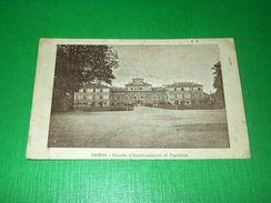 Cartolina Parma - Scuola D'Applicazione Di Fanteria 1925 - Parma
