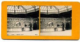 Photos  Stéréoscopiques - Vichy - Source  Lucas N° 18 ( SIP   éditeur ) - Photos Stéréoscopiques