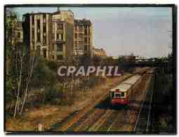 CPM Train Berlin - Treni