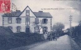 Rare Carte Postale :  La Salvetat-Peyralès (12),   La Gendarmerie Nationale      Ph Thiriat - France