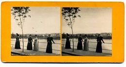 Photos  Stéréoscopiques - Vichy - L' Allier  N° 17 ( SIP   éditeur ) - Photos Stéréoscopiques