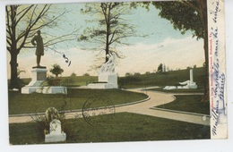 U.S.A. - VIRGINIA - RICHMOND - Jefferson Davis Section , Hollywood - Richmond