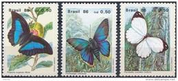 Brazilië Butterflies - Vlinders