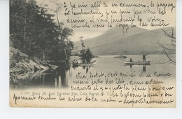 U.S.A. - NEW YORK - Black Mt. From Paradise Bay - LAKE GEORGE - Lake George