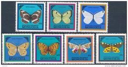 Mongolië   Butterflies - Vlinders