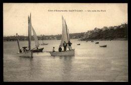 22 - SAINT-CAST - Bateau - Saint-Cast-le-Guildo
