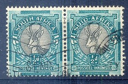 South Africa 1947. ½d Grey And Green. SACC 113, SG 114. - South Africa (...-1961)