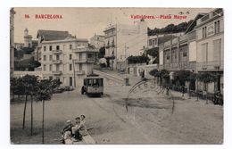 BARCELONA - VALLVIDREA - PLAZA MAYOR - FUINCULAIRE - Barcelona