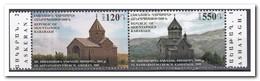 Nagorno  Karabaki 2015, Postfris MNH, CHURCHES / ST. ASTVATSIN & ST. HAMBURDZUM - Autres - Asie