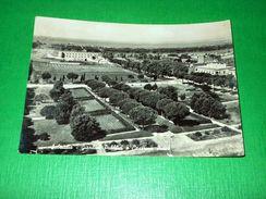 Cartolina Sabaudia - Giardini Pubblici E Caserma Piave 1959 - Latina