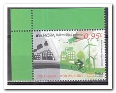Montenegro 2016, Postfris MNH, Europe - Montenegro