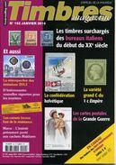 TIMBRES MAGAZINE ANNEE COMPLETE 2014 Soit 11 Numéros - Français (àpd. 1941)