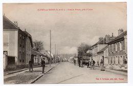 ROSNY SUR SEINE (78) - GRANDE ROUTE, PRES DE L'USINE - Rosny Sur Seine