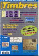 TIMBRES MAGAZINE ANNEE COMPLETE 2016 Soit 11 Numéros - Français (àpd. 1941)