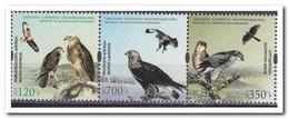 Nagorno Karabaki 2015, Postfris MNH, Birds Of Prey - Postzegels